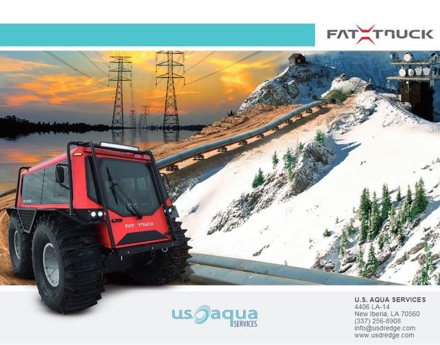 Fat Truck Spec Sheet - US Aqua
