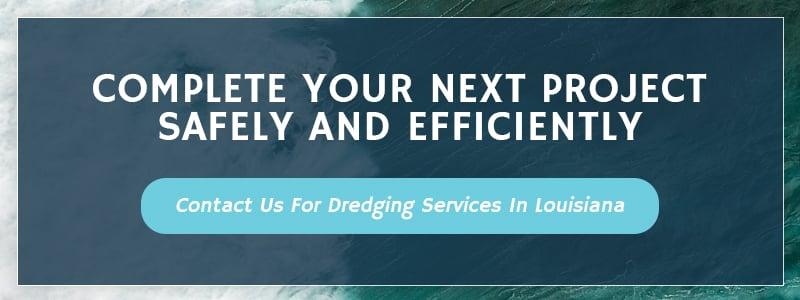Dredging Company Louisiana