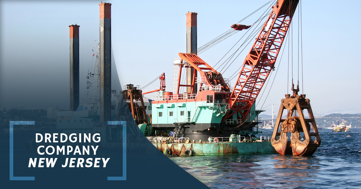 Dredging Company New Jersey