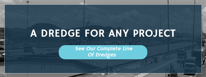 Common Dredging Projects